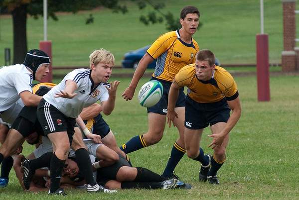 University of Maryland vs Navy Rugby Game