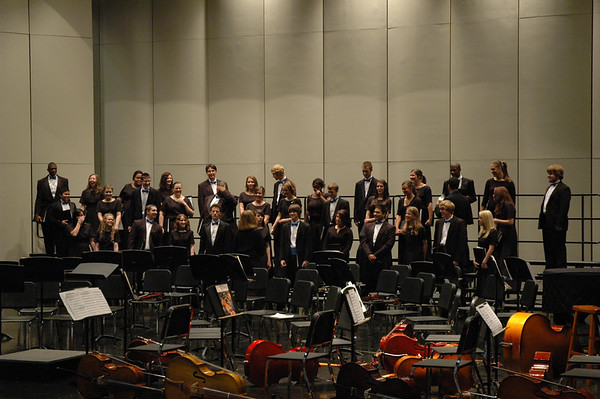 EHS Orchestra Winter Concert 2006