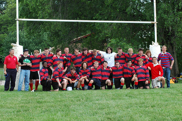 Shelbyville Road Rugby Club in Louisville Ky 5/7/06